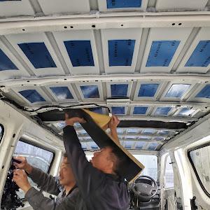 ハイエースバン GDH201Kのカスタム事例画像    KEIさんの2020年01月26日10:01の投稿
