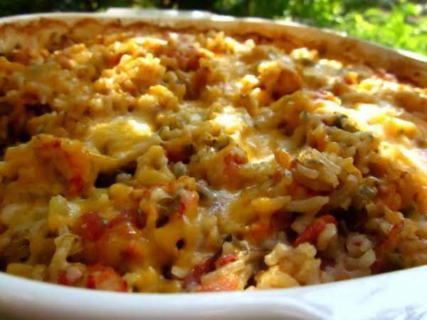 Louisiana Crawfish Casserole Recipe