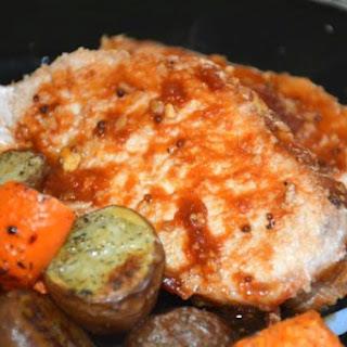 Slow Cooker Pork Roast or Chops.