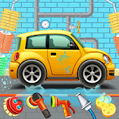 Tải Game Smart Car Kids Wash Garage Service Station Auto