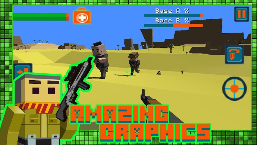 Pixel gun 3d dating