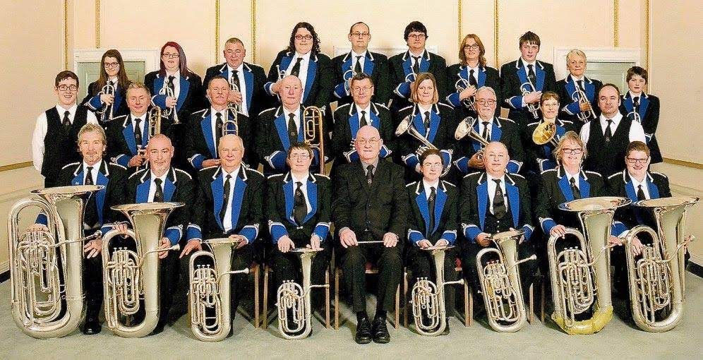 Busy few months ahead for Newtown Silver Band