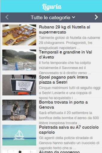 Liguria App
