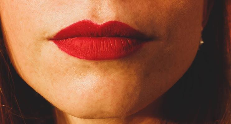 labbra rosse di federica ambrogio