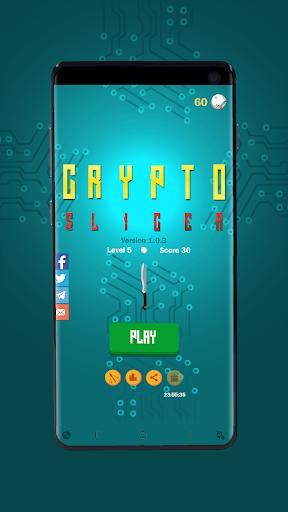 Crypto Slicer - Knife Hit, Play, Earn & Win Crypto 1.7.8 screenshots 2
