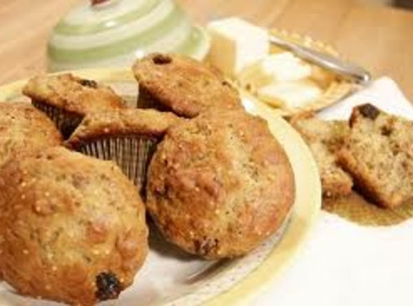 Kitchen Chatter's Six  Weeks Muffins Recipe