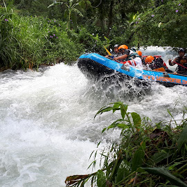 Yea by Khalisuddin SPt - Sports & Fitness Watersports ( gayo, takengon, rafting, aceh )