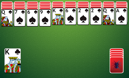 Spider Solitaire Classic 2.5.3 screenshots 11