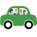 Super Pool - Best Carpool Bikepool & Rideshare App icon