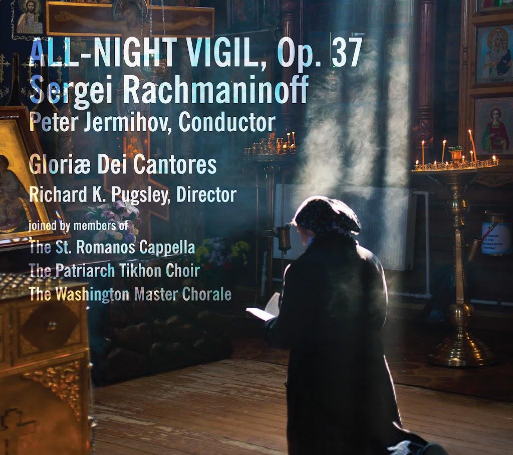 All-Night Vigil CD