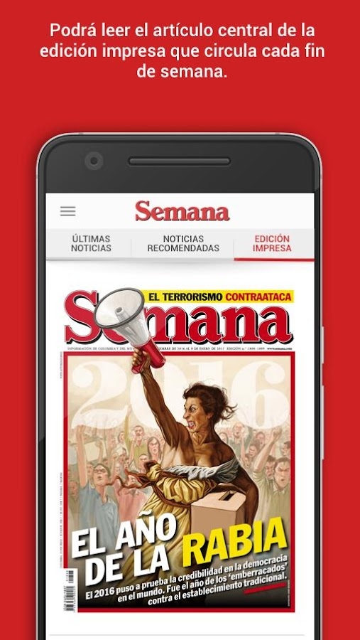 Semana.com- screenshot