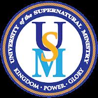 University of the Supernatural Ministry USM