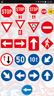 Traffic and Road signs -  Republic of South Africa - náhled