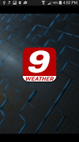 Screenshot of KTRE 9 StormTracker Weather