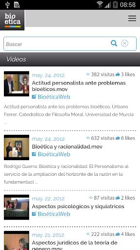 Bioetica screenshot 4