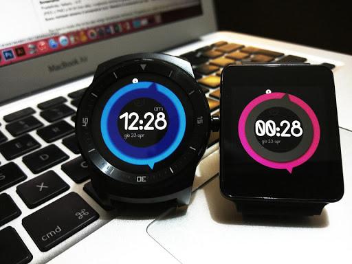 DigiRoto Watch Face