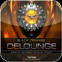 Luxus Clock Widget DE LOUNGE icon