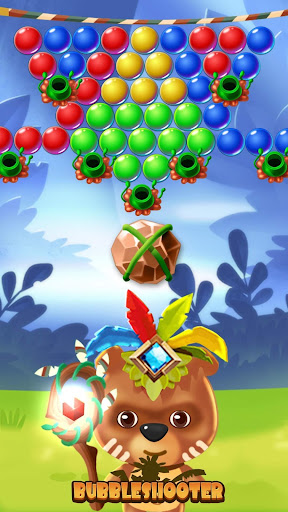 Bubble Diamond Bear Screenshot