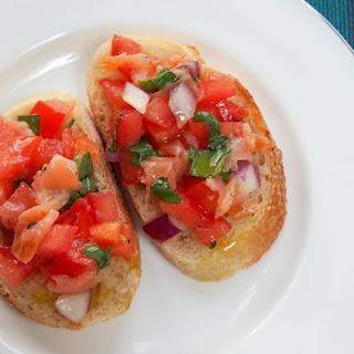 Smoked Salmon Bruschetta Recipes.