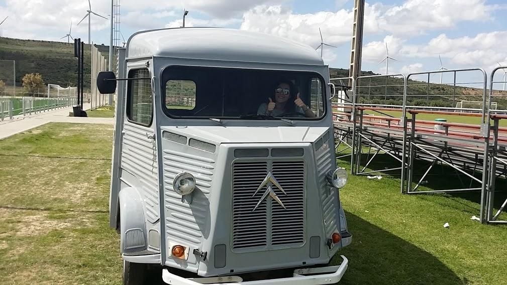 Alquiler de furgonetas vintage en Zaragoza