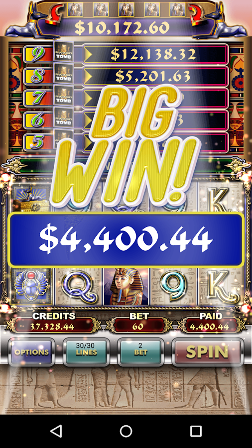 Pharaohs Wealth Free Slots- screenshot