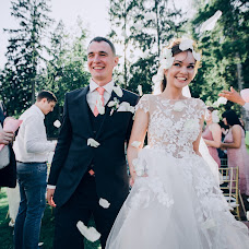 Wedding photographer Anna Esik (esikpro). Photo of 19.09.2018