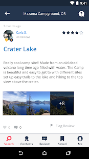 The Dyrt - Find Campgrounds- screenshot thumbnail