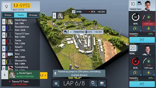 Motorsport Manager Online 2020.3.0 screenshots 4