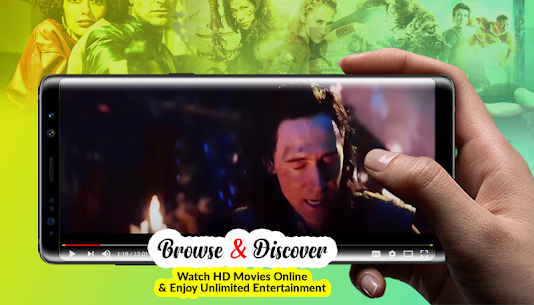 Free Full HD Movies 2019  App Download For Android 5
