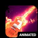 Teclado Animado Rock icon