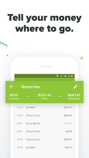 EveryDollar: Budgeting screenshot 2