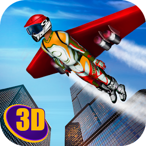 Skydiving: Skyscraper Air Race for PC and MAC