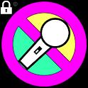 Microphone Lock icon