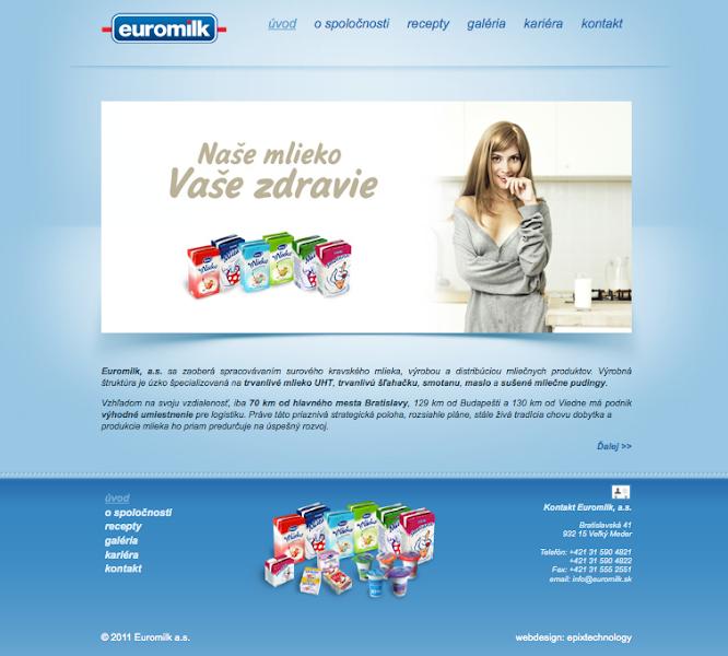 Photo: www.euromilk.sk