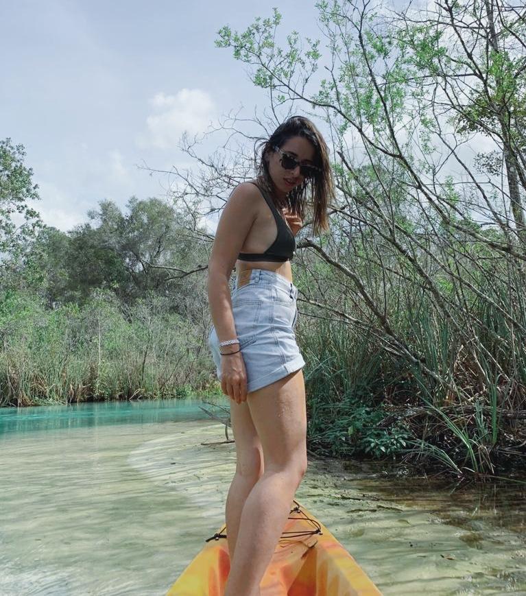 וויקי וואצ'י נהר קיאקים צפון מערב פלורידה יעדים בפלורידה שחובה להגיע אטרקציות לילדים