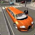 Urban City Limo Legend 3D