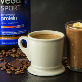 BonkProof Mocha Protein Smoothie & Hot Coffee Variation