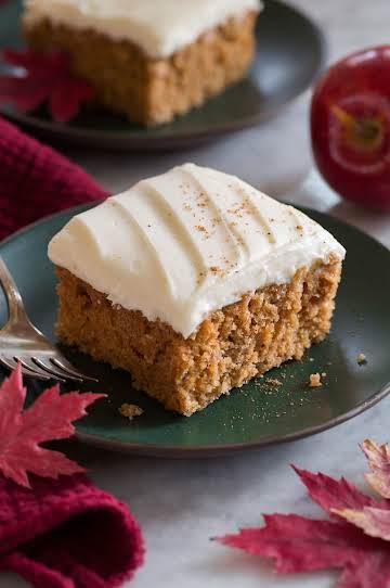 Applesauce Cake Recipe - Cooking Classy