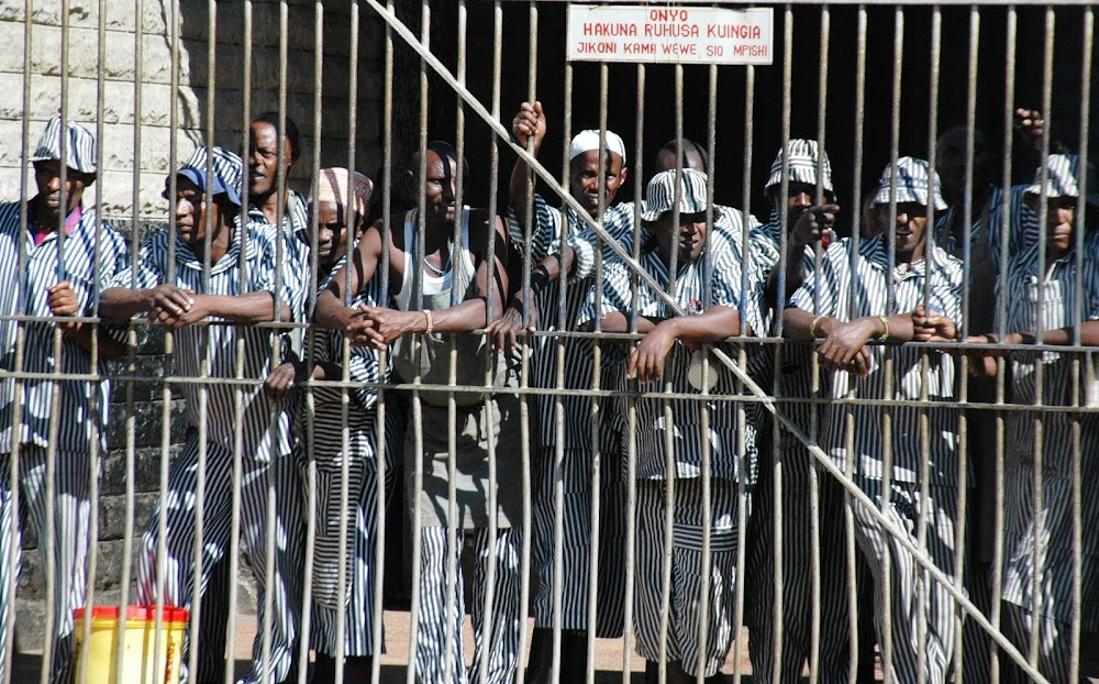 Two suspects escape from Ruiru cells after strangling officer