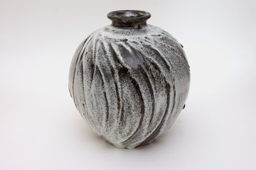 Alex Shimwell Large Ceramic Vase 06