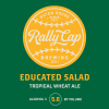 Logo of Rally Cap Educated Salad