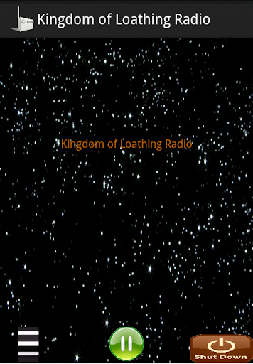 Kingdom of Loathing Radio