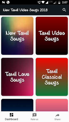 TAMIL SONGS VIDEOS 2018 : New Tamil Movies Songs by Nonstop