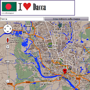 Dhaka map - Apps on Google Play