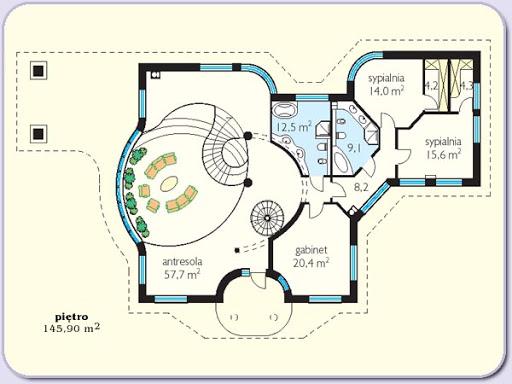 Arcadio - Rzut piętra