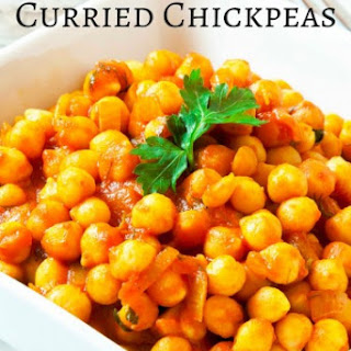 Curried ChickPea