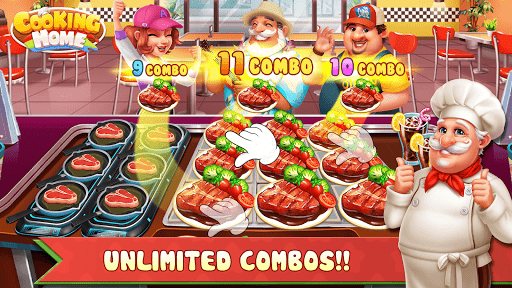 Cooking Home: Design Home in Restaurant Games 1.0.10 screenshots 13