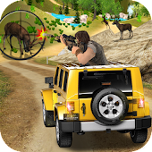Jeep Deer Jungle Fun Hunting