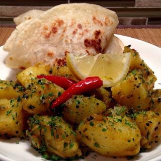 Batata (Potato) Bhaji