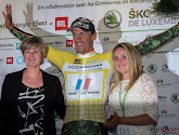 Damien Gaudin vloert onder andere Sean de Bie in proloog Ronde van Luxemburg